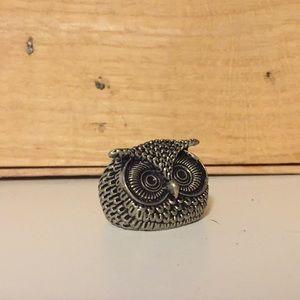 Jewelry - Owl Fashion Ring